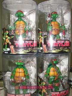 Neca TMNT Teenage Mutant Ninja Turtles 5 Figure Set |