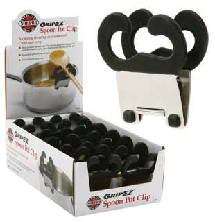 NORPRO Grip EZ Spoon/Spatula Pot/Pan Clip NEW 028901901646