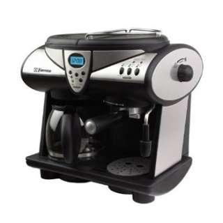 COFFEE ESPRESSO AND CAPPUCCINO MAKER BARISTA MACHINE