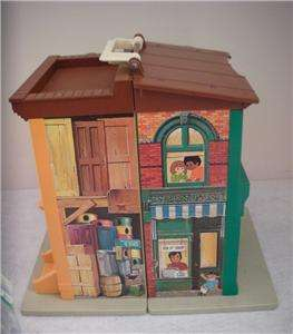 Price Little People Sesame Street #938 Play Family Ernie Bert