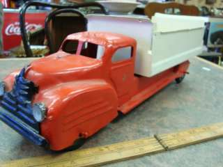Antique Lincoln Toy Dump Truck Free Shipping USA L@@K!