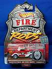 Hot Wheels Fire Department Rods North Pole AK 3 Window 34 Series 1 #3