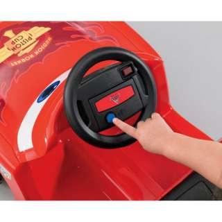 Power Wheels Disney Cars Lil Lightning McQueen Ride On 746775040352