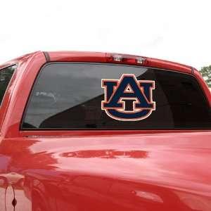 Auburn Tigers 11.5 x 10.25 Team Logo Window Decal