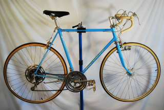 Schwinn Super Sport Sky Blue Road Bicycle Bike 24 Chicago USA Huret