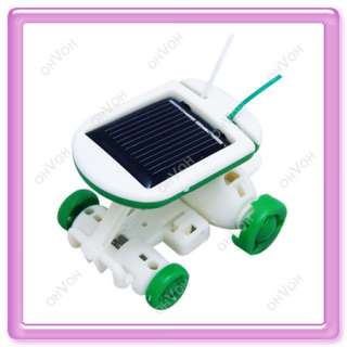 6in1 Solar Puppy AirPlane Cars Kid Game Boy Girl Toy US
