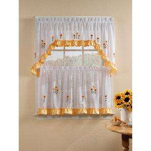Pottery Barn Cafe Curtains
