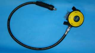NEW YELLOW Regulator 102, Scuba Diving, WET SUIT