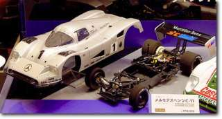 TAMIYA 1/10 RC MERCEDES BENZ C11 FINISHED BODY #58351 *NEW IN BOX