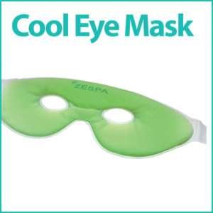 Relaxing Gel Cool Eye Pillow Sleep Mask New Blind Fold