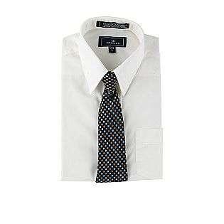 Boys 4 7 Long Sleeve Shirt & Tie Set  Dockers Clothing Boys Tops