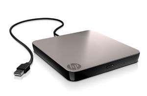 HP External USB DVD Drive Only 8x VV827AA 601223 001