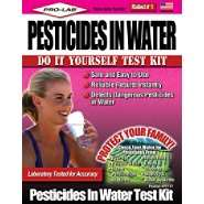 Pro Lab Professional Pesticides in Water Test Kit