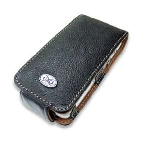 EIXO luxury leather case BiColor for Nokia N90 Flip Style