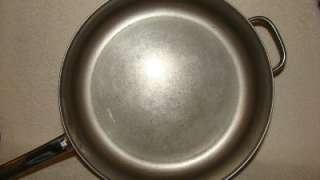 Farberware Stainless Steel Aluminum Clad 12 Chicken Fryer Fry Pan