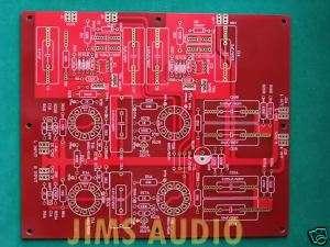 Tube pre amplifier stereo SP 10 premium grade PCB !