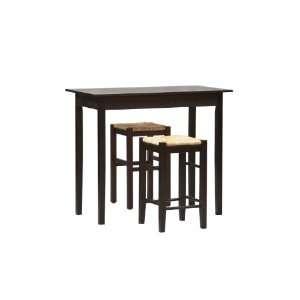 Tavern Three Piece Counter Set Furniture & Decor