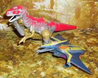 TRANSFORMERS ARMADA DINOBOTS GRIMLOCK AND SWOOP