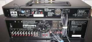 G90 Stereo Integrated Amplifier & ST K50 Quartz AM FM Tuner + Remote