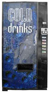 Dixie Narco 501E Bottled/Canned Soda Vending Machine