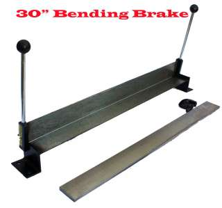 BENCHTOP SHEET METAL BENDER 30 ALUMINUM BENDING BRAKE SHEET METAL