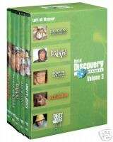 NEW 5 DVD SETBEST OF DISCOVERY CHANNEL Volume 3,SEALED