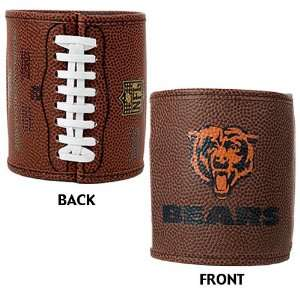Chicago Bears NFL 2pc Football Can Holder Set Sports