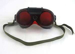 World War II Variable Density Goggles 1944 United States Army Air