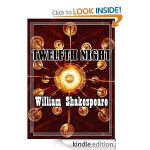 Twelfth Night (Illustrated) William Shakespeare, Rachel Lay