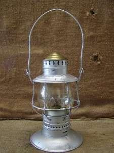 Vintage CM & St.PRy Railroad Lantern  Antique Old RARE