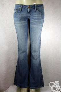 LEVIS JEANS Too Superlow 524 Aster Flare Low Rise Pants