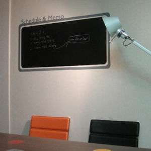 Blackboard Chalkboard Removable Wall Sticker Art Decal