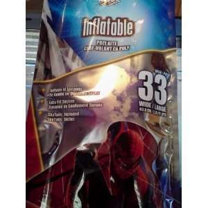 SPIDERMAN 33 INCH INFLATABLE KITE Toys & Games