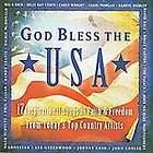 zz various artists god bless the usa 17 inspirati 2008 used compact