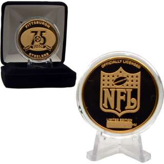 Pittsburgh Steelers Collectibles Highland Mint Pittsburgh Steelers
