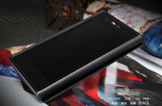 Nillkin Flip Leather Case Pouch+ LCD Guard For LG P940 Prada 3.0 LG K2