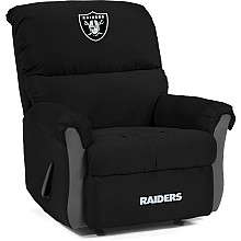 Oakland Raiders Furniture   Buy Raiders Sofa, Chair, Table at