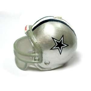 Dallas Cowboys Medium Size NFL Birthday Helmet Candle