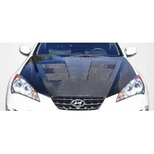 2010 2011 Hyundai Genesis 2DR Carbon Creations Hot Wheels