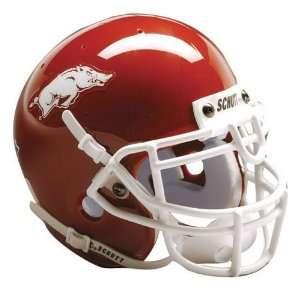 BSS   Arkansas Razorbacks NCAA Authentic Full Size Helmet