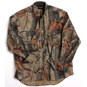 Walls Realtree Hardwoods Youth Hunting Shirt