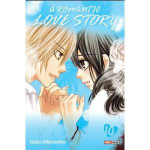 A romantic love story, Tome 10 (French Edition