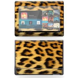 Vinyl Skin Decal Cover for Sony Tablet S Cheetah Electronics