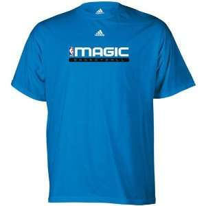 adidas Orlando Magic Blue True Court T shirt Sports