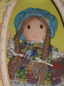 HOLLY HOBBIE DOLL 25TH ANNIVERSARY COLLECTORS EDITION |