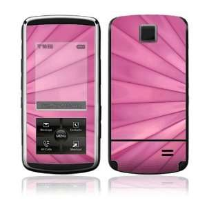 Pink Lines Decorative Skin Cover Decal Sticker for LG Venus