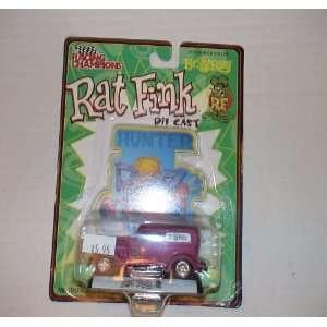Rat Fink Hunter Die Cast Car Toys & Games