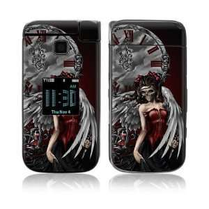 Samsung Alias 2 Decal Skin Sticker   Gothic Angel