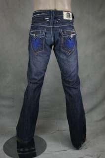 Laguna Beach Jeans Mens NEWPORT BEACH Blue Straight