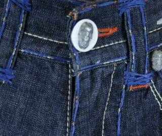 Laguna Beach Jeans Mens the WEDGE Blue Straight